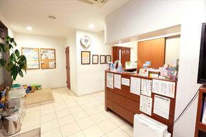 ホテル並のホスピタリティを目指し、患者様をお迎えします